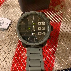 Gray Diesel Watch worn 1-2 x